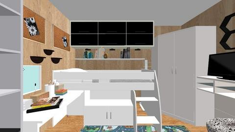 Bedroom for Leona 2 - Bedroom - by Nives050