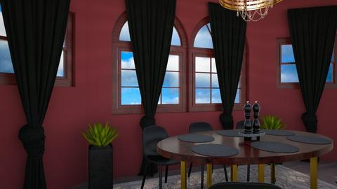 mwaaa - Dining room - by April2504
