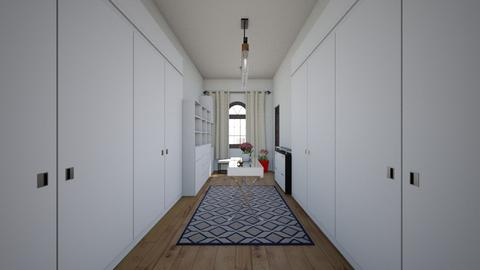 walk in closet - Modern - Bedroom - by Stephanie Felix
