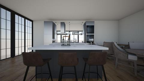 The Wine Country Kitchen - Kitchen  - by Georgiaandres