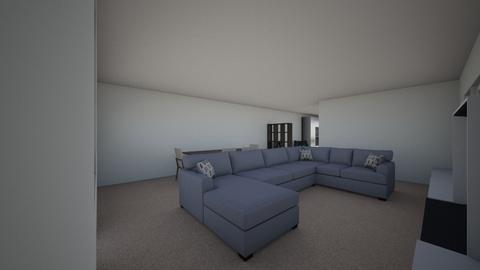 Tuinbouwweg 17a - Living room  - by vikingerik69
