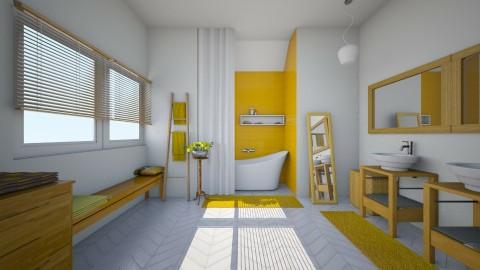 bagnogial2 - Bathroom  - by catcarla