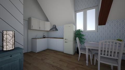 Project 3  - Kitchen - by carmino