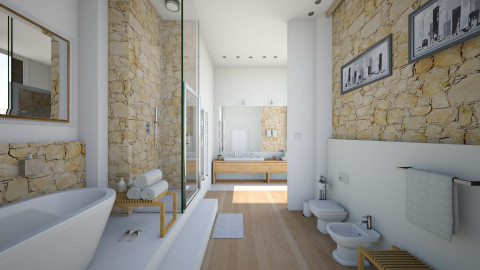 Urban Bath - Bathroom  - by Biohome
