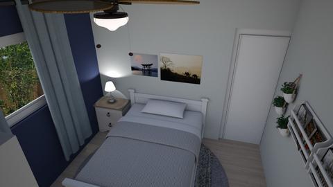 Alejandra - Bedroom - by alejavsantos