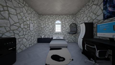 kamer - Bedroom  - by enri_oof