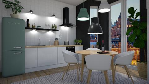 kitchen - Kitchen  - by siljaj