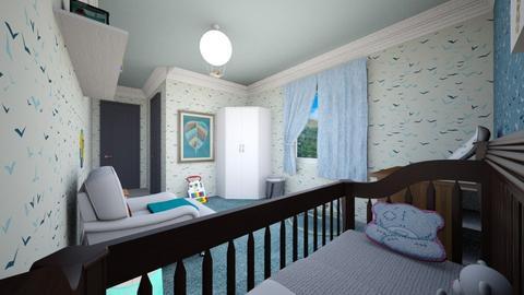 bedroom baby 6 - Classic - Kids room  - by Bianca Interior Design