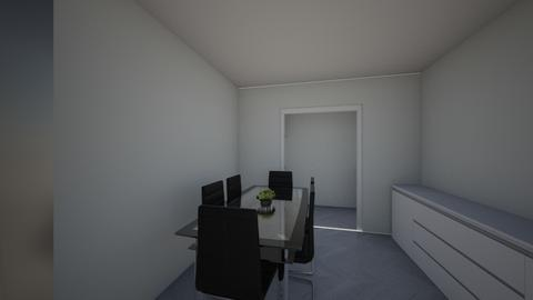 Apartament 350 - Living room - by alexaalessia