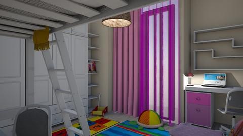 elsad306 - Kids room  - by vottimaria