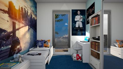 small room for kid - Kids room  - by ewcia3666