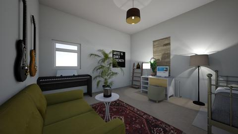 Office Music Guest Room - Office  - by jadesara1