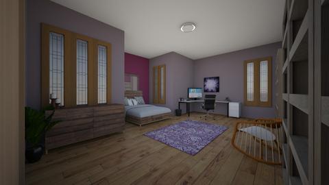 liTo_spice - Minimal - Bedroom  - by litospice
