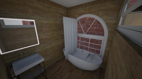 cabin - by spookyamel