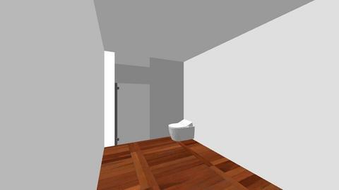 restauracion wc - Modern - Bathroom  - by recela