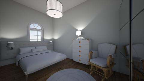mom dad room - Bedroom  - by jennierosefan