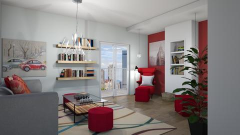 desire - Living room  - by Jacqueline De la Guia