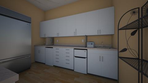 Avahs kitchen  - Kitchen  - by FACSEMS