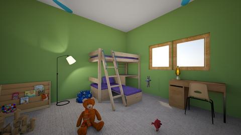 Kids Room 2 - Kids room  - by GTM04