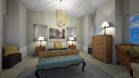 Loyolas room - by Clonee123