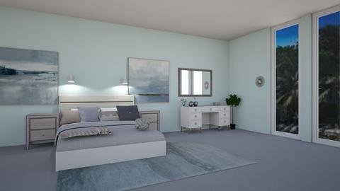 Bedroom - Bedroom - by its_dd24