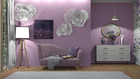 Lilac Seating - Living room  - by ItsKalaniOfficial