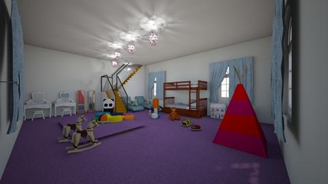 Kids room - Kids room  - by Katie245