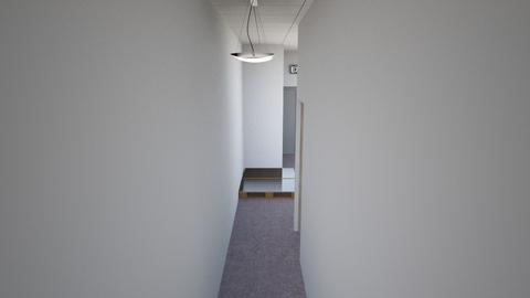 Corridor to back - Vintage - Office  - by maccs