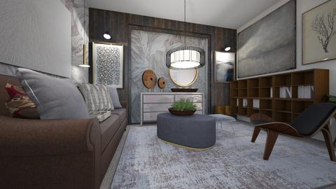 alfombra2 - Living room  - by ana111