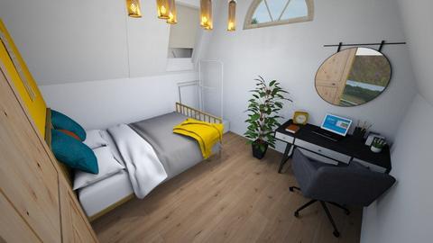 Irenelaan6Bedroom - Bedroom  - by Reborn03