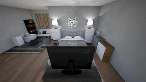 Abdullah Nasser 43 - Bedroom  - by Abdull666