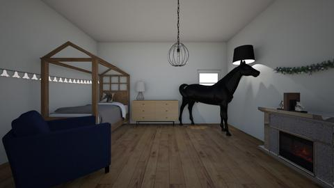 stormy weather - Bedroom  - by Stag