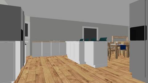 CleanSlateKitchen1 - Kitchen - by MarysReno