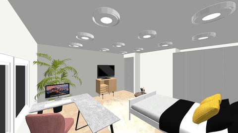 Frania room - Bedroom - by Frania
