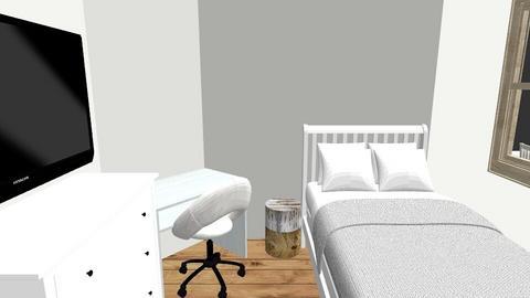bedroom2 - Kids room  - by tbonebrit