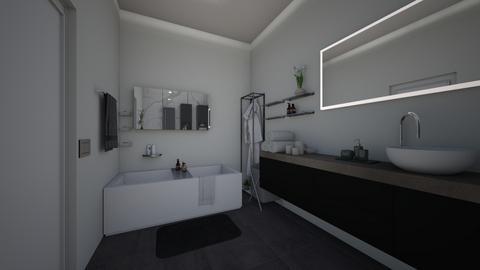 bahroom loft 5 - Bathroom  - by kenl