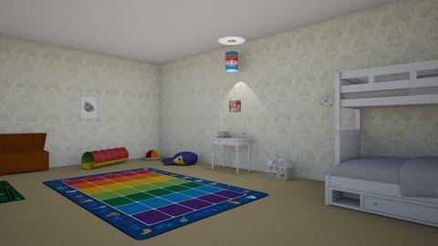 Kids Room - Kids room  - by Ariella_