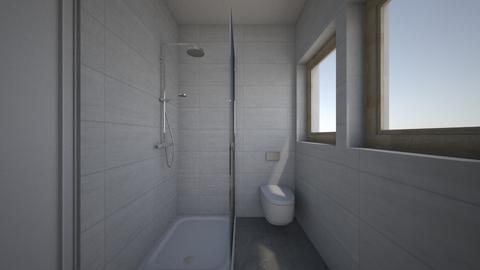bagno 3p - Bathroom  - by renzoroncat