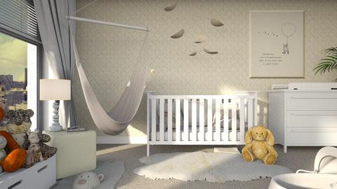 Babys nursery  - Kids room  - by ginamelia22