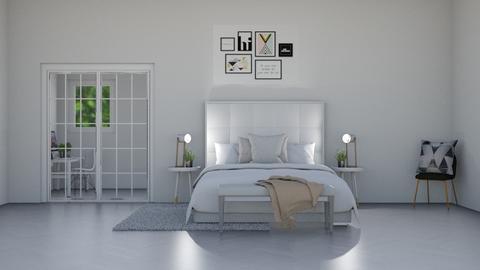 for Khayla x - Modern - Bedroom  - by elliers11