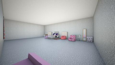 ded rpoom - Vintage - Bedroom  - by jazmyn and alanna