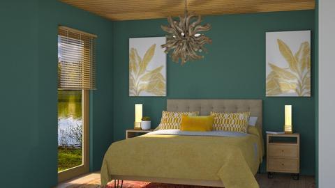 green room - by soralobo