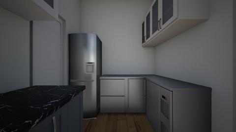 kitchen - by GAUTHAMADHAVI