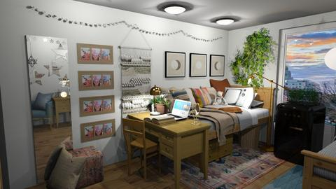 dorm room 2022 - Eclectic - by lsrrzn
