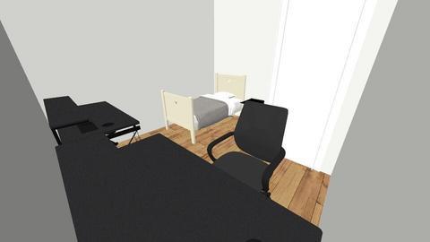 my room design - Bedroom  - by jaejae9411
