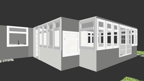 garage 1 - Kitchen - by ray_ainsworth