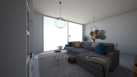 cozy 1 - Living room  - by Emina Fazlic