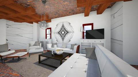 5I1 - Modern - Living room - by Duarte Morgado