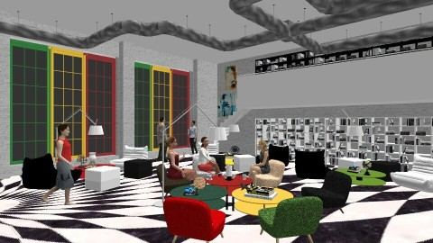 Chill - Modern - by DMLights-user-997247