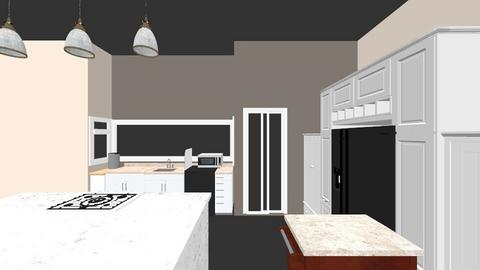 Kitchen Lroom by Julie - Kitchen  - by Juhermz